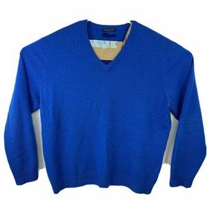 Club Room Large Sweater 100% Cashmere